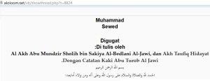 assewed salafy