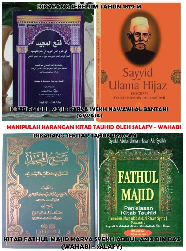 FATHUL MAJID ASWAJA VS FATHUL MAJID WAHABI