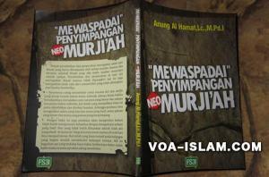 salafy murji'ah-salafy maz'um
