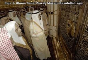 Ziarah Makam Rasullullah01