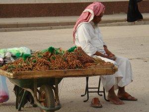 Penjual Tasbih di Saudi