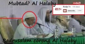Badrussalam-corong-al-halaby
