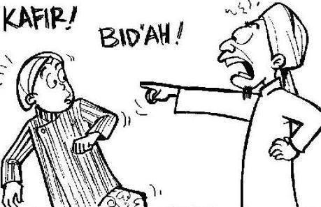menuduh bid'ah