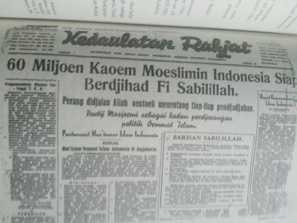 Perjuangan Ulama Indonesia dalam kemerdekaan NKRI