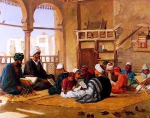 CENDEKIAWAN & ILMUWAN ISLAM