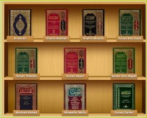 kitab-al-quran-bersama-kitab-kitab-hadits-shahih
