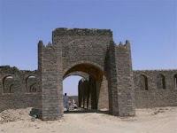 Gerbang benteng abdul aziz