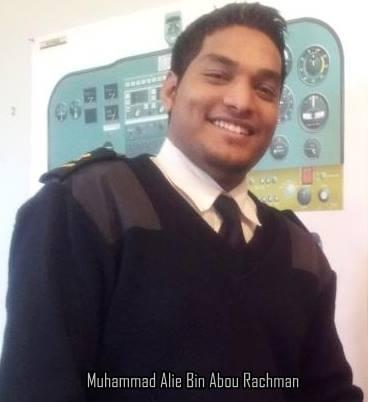 Muhammed Alie bin Abou Rachman