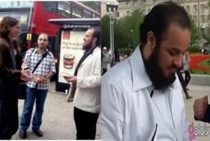 Syekh Al-Arifi kunjungan ke London