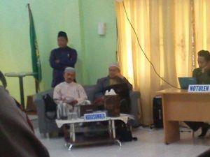 KH. Idrus Ramli & KH. Thobary Syadzily