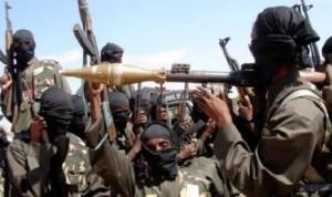 Kelompok bersenjata Boko Haram Nigeria yang berhaluan Salafy - Wahabi
