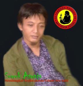 Suwuk Aswaja Membongkar Keplin-planan Faham Neo Salaf (Shofiy Al-Ikhwan)