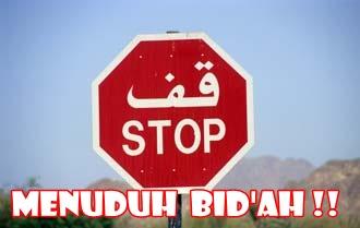 stop-menuduh-bid'ah