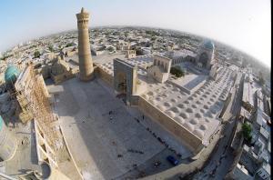 Bokhoro kota Samarkand - Uzbekistan
