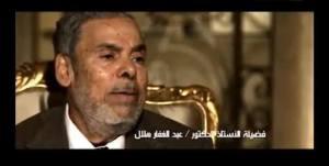 Dr. Abdul Ghaffar Hilal.