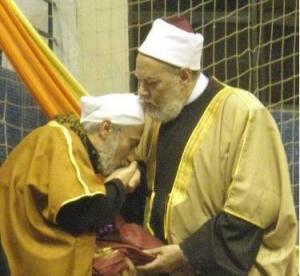 Syaikh Yusri Rusydi & Syekh Ali Jumuah