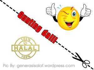 Gunting-dalil