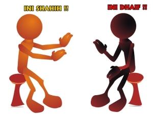 DHAIF VS SHAHIH