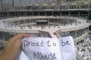 Atheis di Arab Saudi berkembang