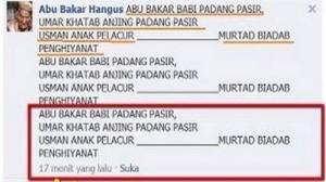 Caci Maki Syi'ah yang tak pernah di ajarkan dalam Islam