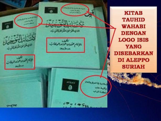 Isis=Wahabi