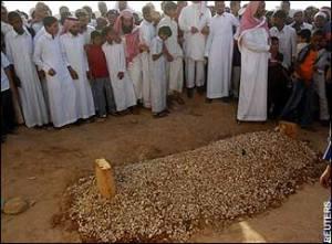 Masyarakat Saudi Berziarah