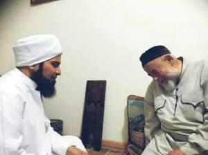 Habib Ali Al Jufri & Syekh Dawud (Mufti Syafi'i - Rusia)