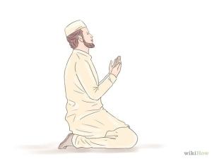Berdoa setelah sholat