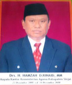 Drs. Hamzah Junaid MM