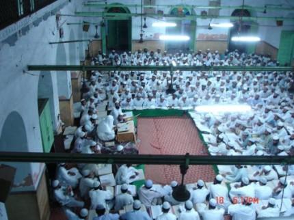 Tradisi mengkhatamkan Shohih Bukhori di Yaman