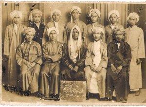 Syekh Yasin Al Fadani & murid-muridnya