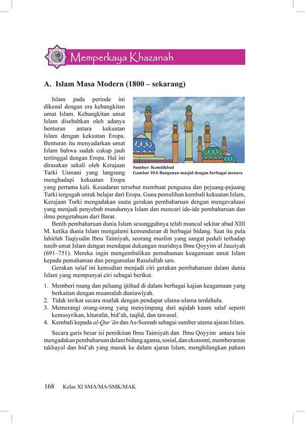 Buku Pendidikan Agama Islam yang di susupi ajaran Wahabi-Salafy-01