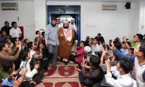 Nasehat Syekh Sudais di LIPIA Jakarta