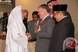 Raja Jordan & PBNU
