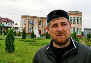 Ramzan Kadyrov Presiden Rakyat Checnya
