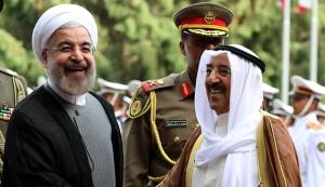 IRAN-KUWAIT-DIPLOMACY