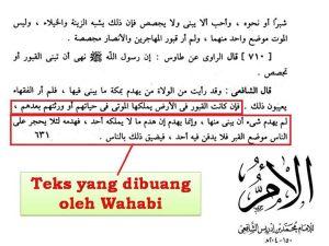 Teks Yang di buang oleh Salafy - Wahabi