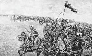 Ilustrasi Perang