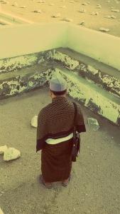 Maqam Asma' bin Abu Bakar radiyaLlahu 'anhuma di Ma'laa Makkah Almukarromah