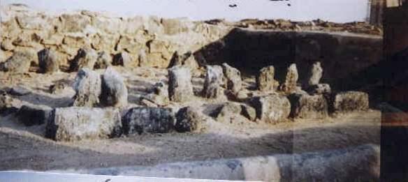 Makam Istri - istri Nabi saw, Aisyah, Ummu Salamah, dll