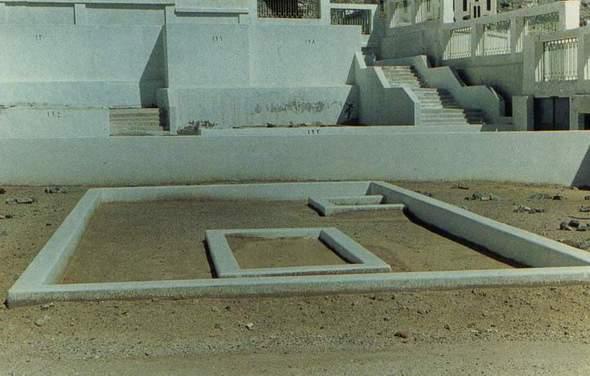Makam Sayyidatina Khadijah & Putranya Qasim (di sudut)