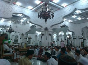 Pengajian Masjid Raya Aceh