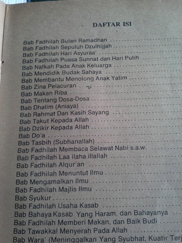 Terjemah asli tanpa tahqiq