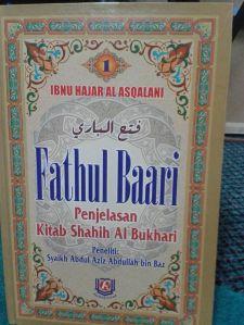 Fathl Bari - Tahrif kitab ala Salafy Wahabi
