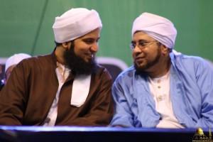 Habib Ali Al jufri & Habib Munzir