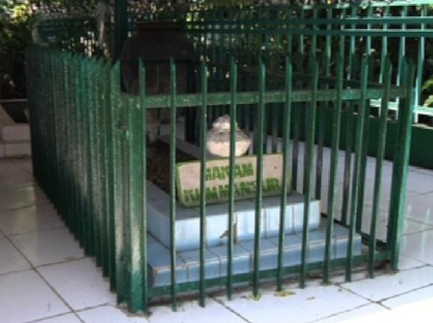 Makam Guru Mansyur
