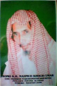 KH. Mahmud Pendiri Ponpes Al Fatah Temboro