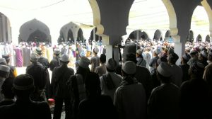 Wisuda Pesantren Temboro Magetan Jawa Timur mencetak Penghapal Qur'an & Hadits-01