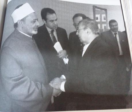Quraish bersama Syeikh Azhar