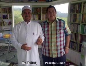 Habib-rizieq-dan-pendeta-gilbert